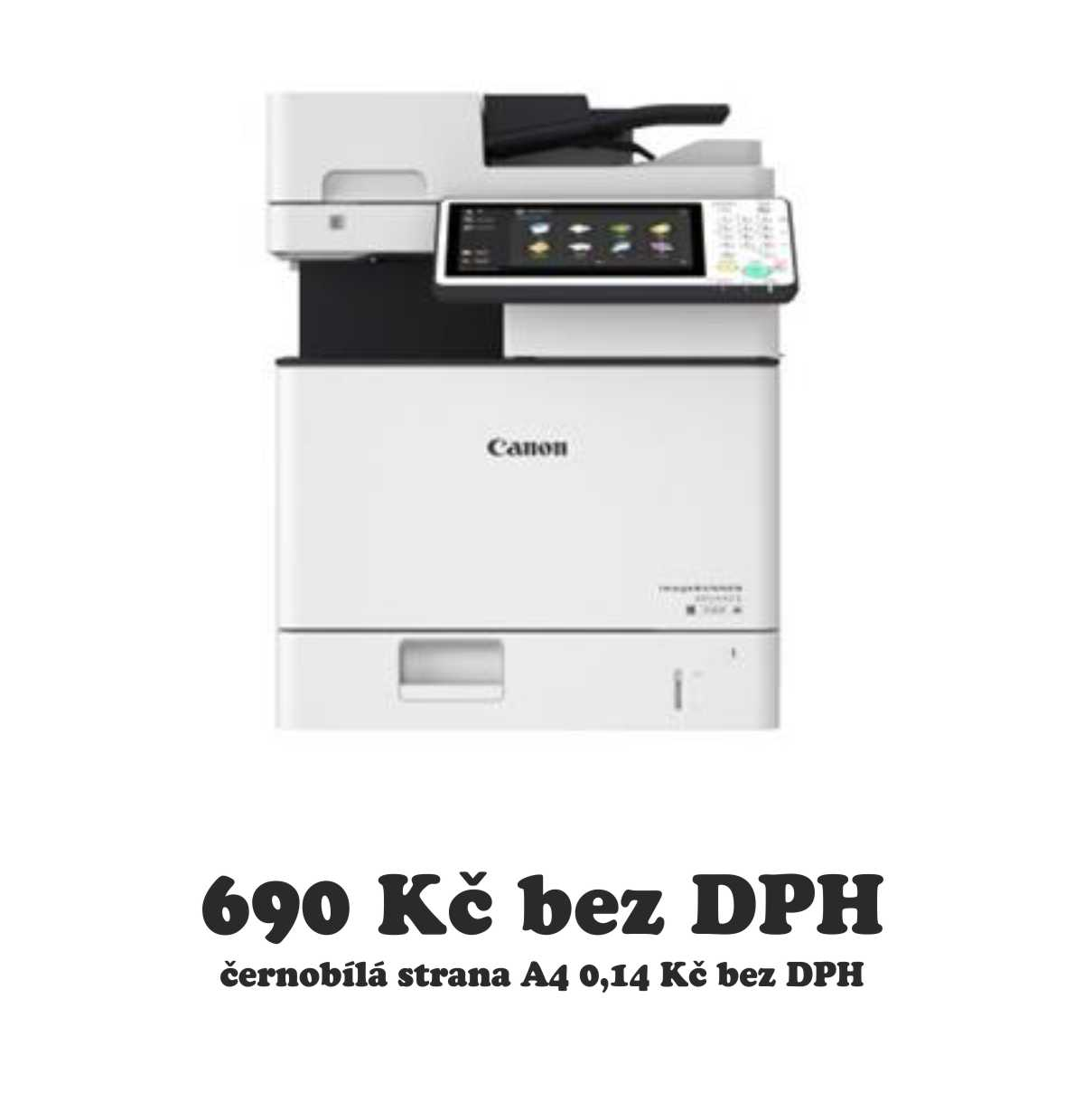 Canon iR-ADVANCE 525i