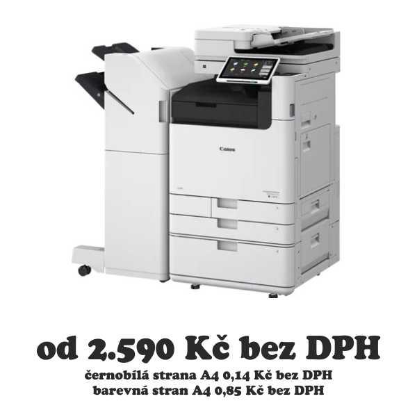pronájem iR-ADV DX-C5840i